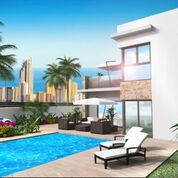 New 3 bedroom luxury villa Finestrat