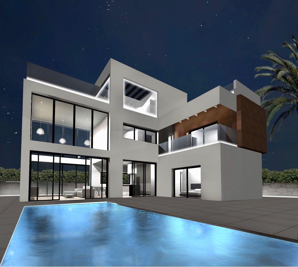 Nuevas villas exclusivas de 3 dormitorios Finestrat